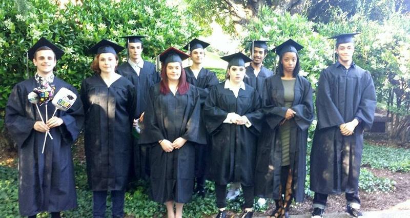 McCoy 2016 Graduates