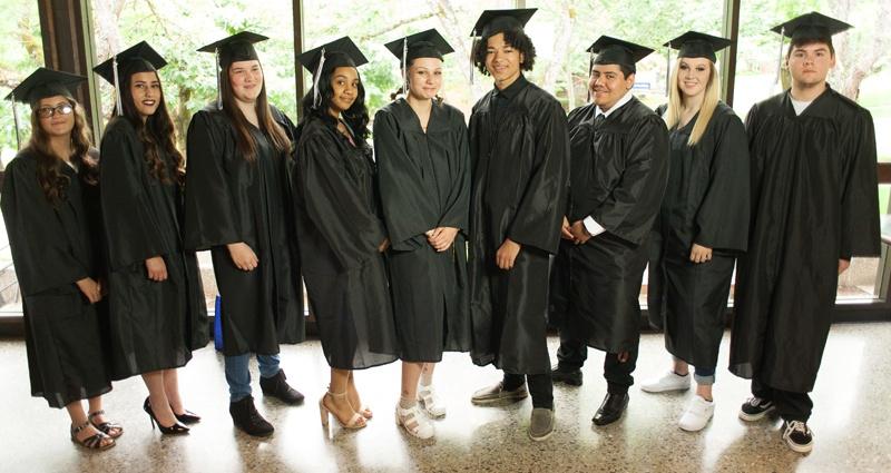 McCoy 2017 Graduates
