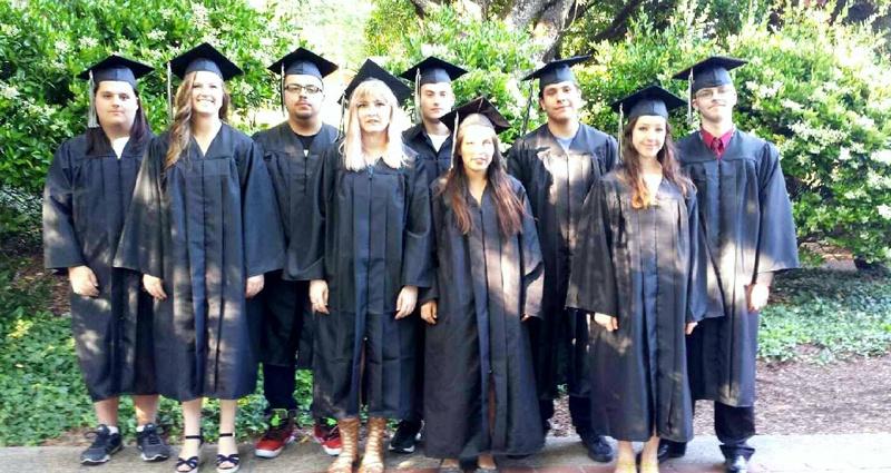 Molalla 2016 Graduates