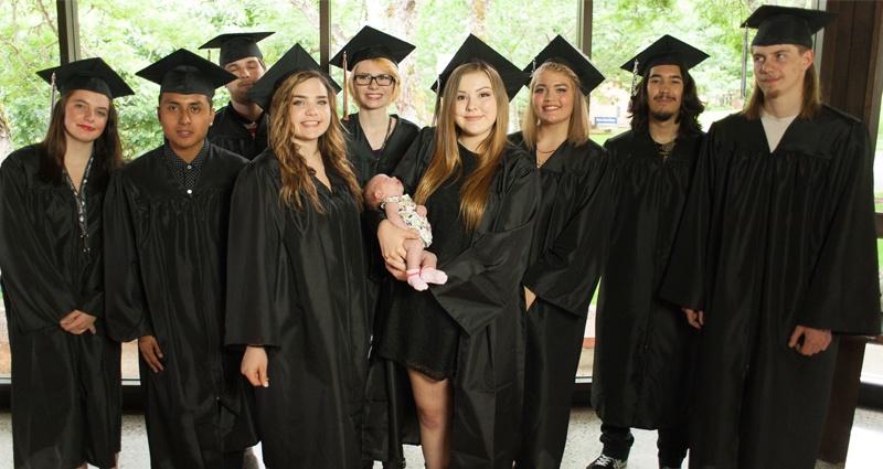 Molalla 2017 Graduates