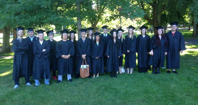 Scappoose 2016 Graduates
